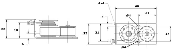 Technical information - spring motor