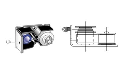 Műszaki rajz - Kábeldob